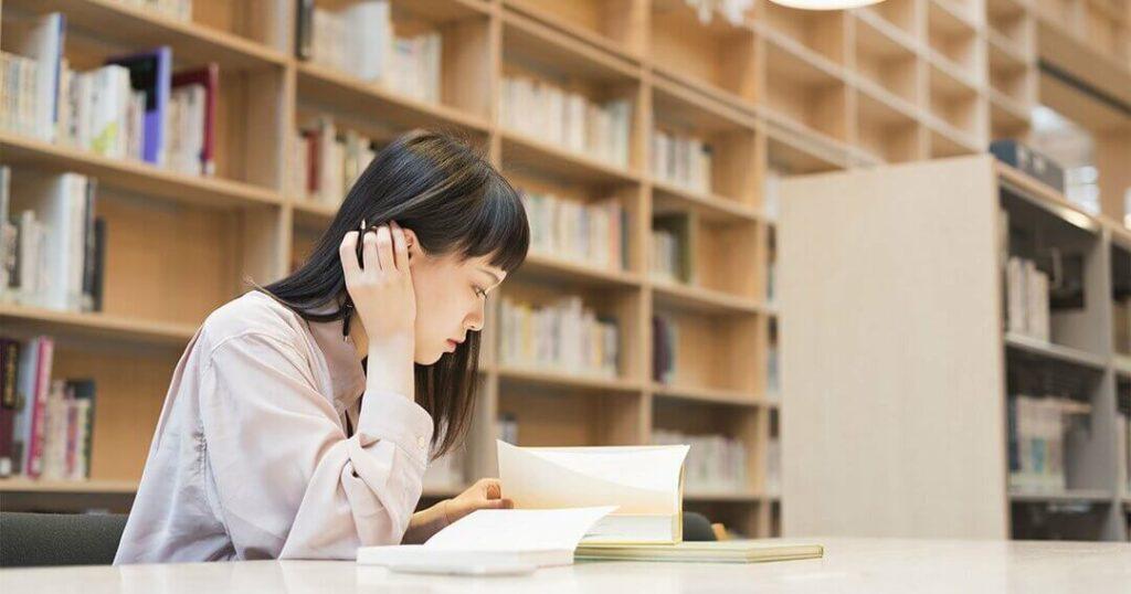 受験生にオススメの勉強場所_図書館