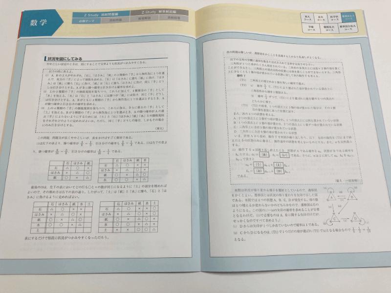 Z会高校生・大学受験生向け資料6